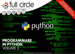 Speciale Python 2