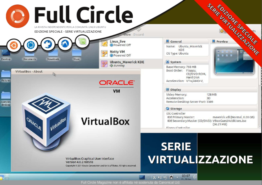 speciale virtual