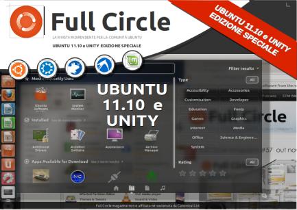 Ubuntu 11.10 e Unity